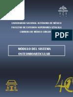 M.S.OSTEOMIOARTICULAR