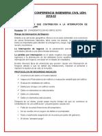 informe  PONENCIA 2019