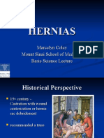 Hernias - MColey