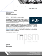 5 Informe xxx-2020, sujetos obligados Personal
