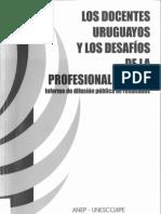 Los Docentes Uruguayos y los Desafíos de la Profesionalización _ 2003