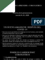 Doctrina de la perseverancia - 01- 2020.pptx