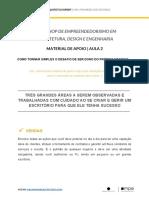 Workshop de Empreendedorismo_ Aula 2