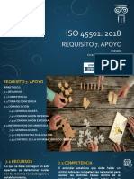 REQUISITO 7 ISO 45001