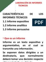 curso informes tecnicos 22 09 2014
