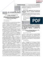 Autorizan la presentación e inscripción a través del SID-SUNARP de actos inscribibles correspondientes a los Registros de Predios, de Personas Jurídicas, de Testamentos, de Propiedad Vehicular y Mobiliario de Contratos