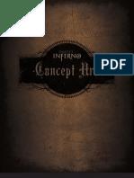 Dantes Inferno Concept Artbook