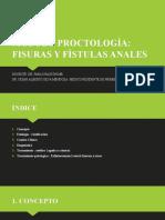 FISURAS Y FISTULAS