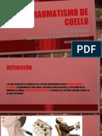 TRAUMA CUELLO