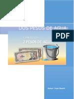 Análisis Del Cuento Dos Pesos De Agua