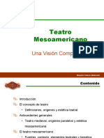 Teatro mesoamericano