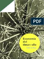 Debraj Ray - Economia Del Desarrollo-Antoni Bosch Editor (2003) (1).pdf
