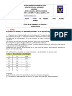 PLANES DE MEJORAMIENTO I GRADO XI  SEMESTRE 2020