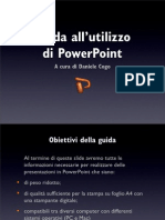Guida PowerPoint