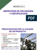 INSPECCIÓN EN SOLDADURA