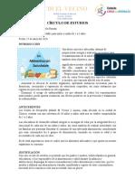 CÍRCULO DE ESTUDIOS ALIMENTACIÓN SALUDABLE