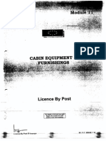 12 Cabin Equipment & Furnishings