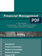 Financial Management Intro