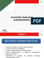 AUDITORIA FINANCIERA PLANIFICACION