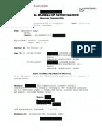Joseph Pientka briefing document