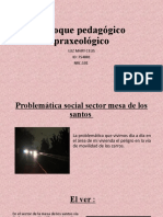 Enfoque pedagógico praxeológico