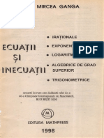 Ganga Ecuații și inecuații.pdf