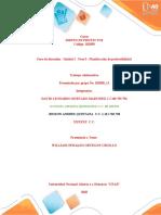 Planificación de prefactibilidad_Trabajo Colaborativo_Unidad 2 - Fase 3 -