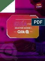 Guía para solicitudes de acceso - Qlik.pdf