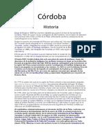 Córdoba Ciencias Sociales