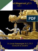 Bhagavad Gita - English