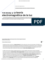Faraday y la teoría electromagnética de la luz _ OpenMind