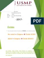 Óxidos - PPT.pptx