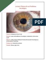 Marcadores tumorales oculares