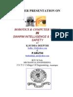 Robotics Computer Vision