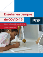 Enseñar Tiempos de Covid19