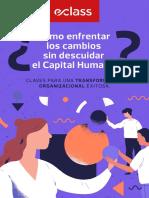 Cómo enfrentar los cambios sin descuidar el Capital Humano