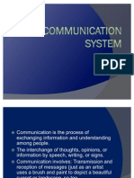 Communication System Final