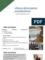 La enseñanza del proyecto arquitectónico.pdf