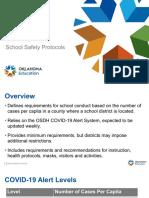 OKSDE School Safety Protocols Presentation