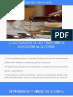 TRASTORNOS RELACIONADOS CON ALCOHOL