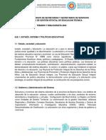 SECRETARIOS - SECUNDARIA TÉCNICA - 2020