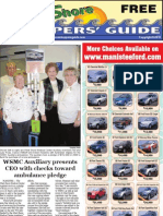 West Shore Shoppers' Guide, January 16, 2011