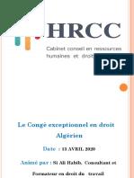 congé exceptionnel endroit algérien.pdf