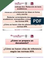 NORMAS APA  PRENTACIÓN APA 2020.pptx