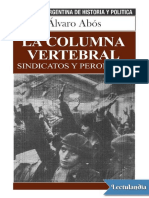 La columna vertebral - Alvaro Abos.pdf