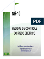Nr-10 Medidas de Controle Do Risco Elétrico