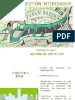Plan Gestión de interesados Corredor Verde NYHE
