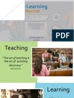 Teaching-Learning in the New Normal (Final) (1)