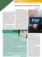 """Articolo pubblicato su """"NoiDonne"""" del gennaio 2010"""