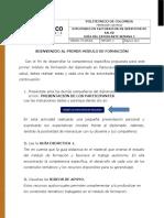 Guía del estudiante 1 FACTURACION EN SERVICIOS DE SALUD. MODULO 1